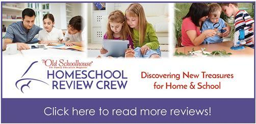 Click here to read more reviews of the Write Bonnie Rose science books from the Homeschool Review Crew.