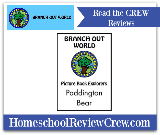 Read the Crew reviews of Branch Out World's Paddington Bear lit-based unit study.