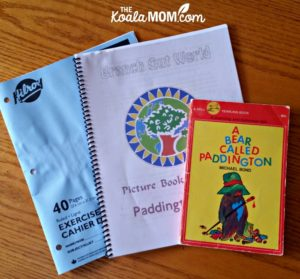 Picture Book Explorers: Paddington Bear from Branch Out World