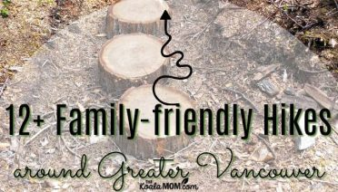 12+ family-friendly hikes around Greater Vancouver