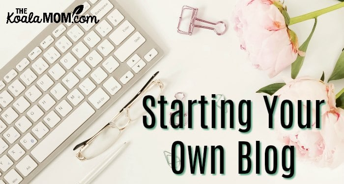 9 Things You Should Consider Before Starting Your Own Blog