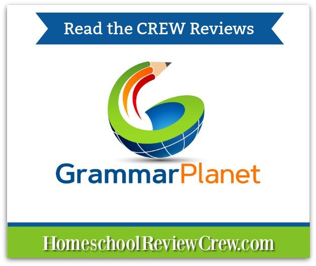 Read the Homeschool Review Crew reviews for Grammar Planet.