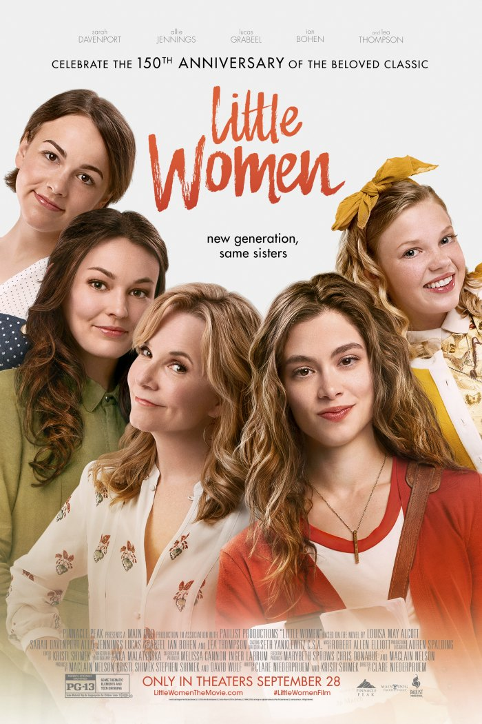 Little Women 2018 movie