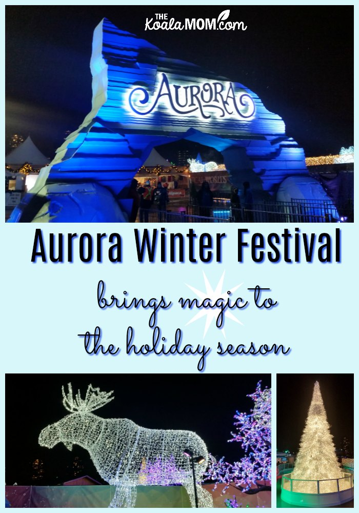 Aurora Winter Festival brings magic to the holiday season