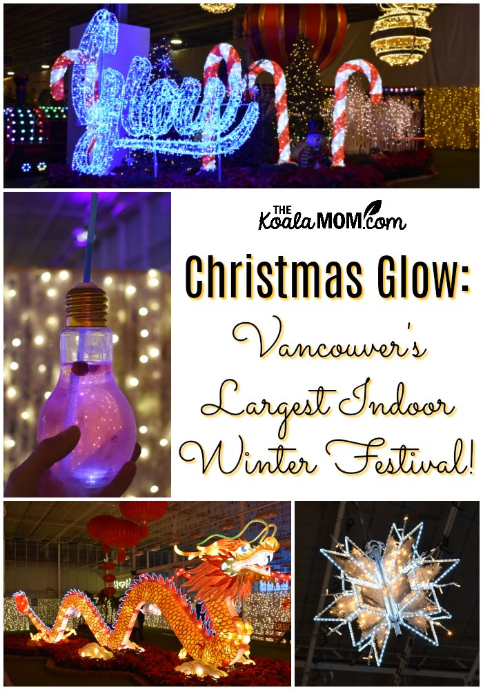 Christmas Glow: Vancouver's Largest Indoor Winter Festival!