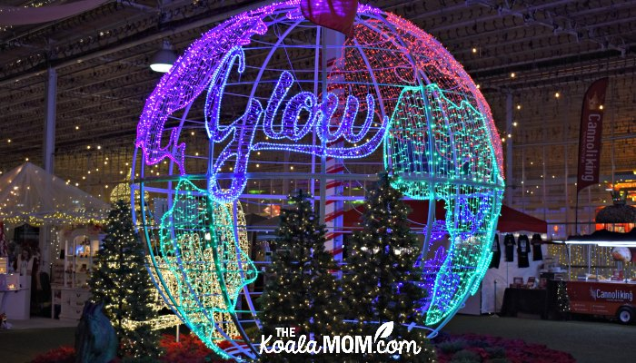 Discover Christmas around the World at Christmas Glow in Langley!