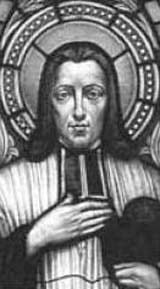 Blessed Andre Grasset, one of the Canadian Catholic Blesseds.