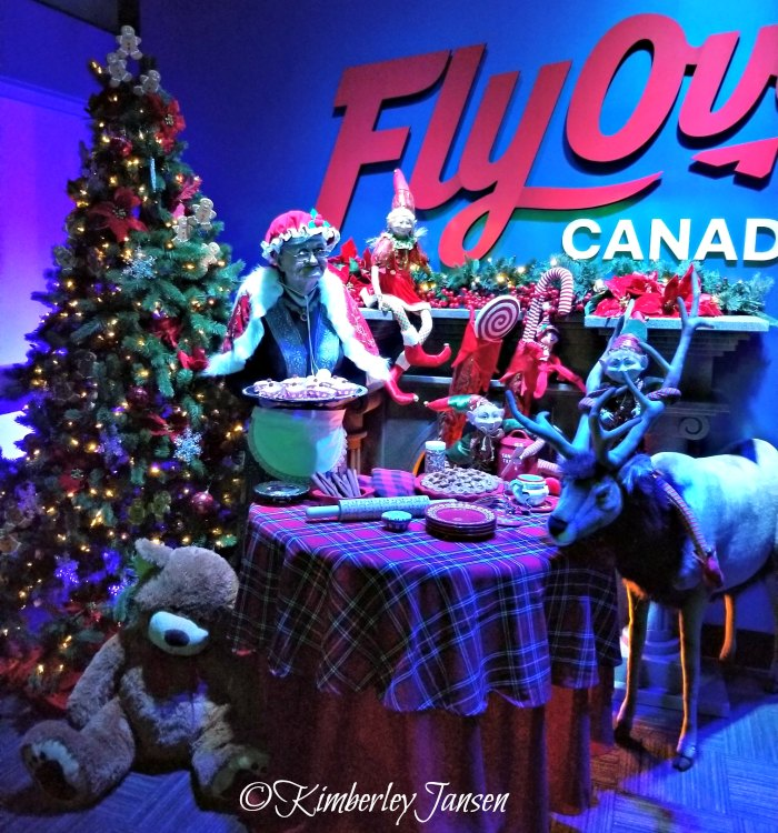 Check out the Christmas special at Flyover Canada!