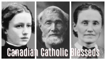 Canadian Blesseds: men and women beatified in Canada by the Catholic Church.