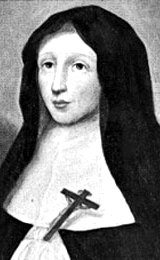 Blessed Catherine of St. Augustine, one of twelve Canadian Catholic blesseds