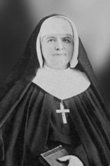 Blessed Marie-Leonie Paradis,  one of twelve Canadian Catholic blesseds