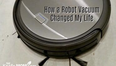 How a Robot Vacuum Changed My Life.