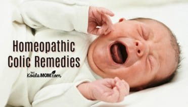 Homeopathic Colic Remedies can help your fussy baby