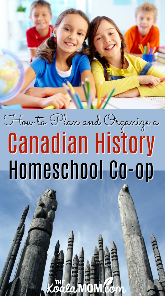 How to Plan and Organize a Canadian History Co-op