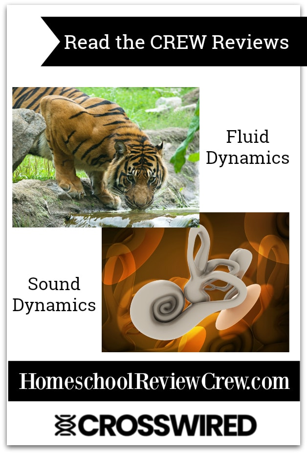 CrossWired Science offers fun, engaging lessons on Sound, and Fluid Dynamics from a Christian perspective.