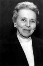 Elisabeth Elliot, wife of missionary Jim Elliot and author of Made for the Journey