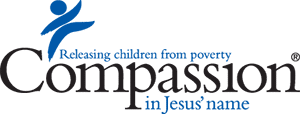 Compassion International: redeeming children from poverty in Jesus' name.