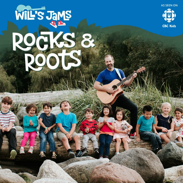 Will's Jams Rocks and Roots album