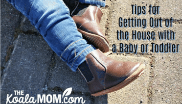 Tips for Getting Out of the House with a Baby or Toddler