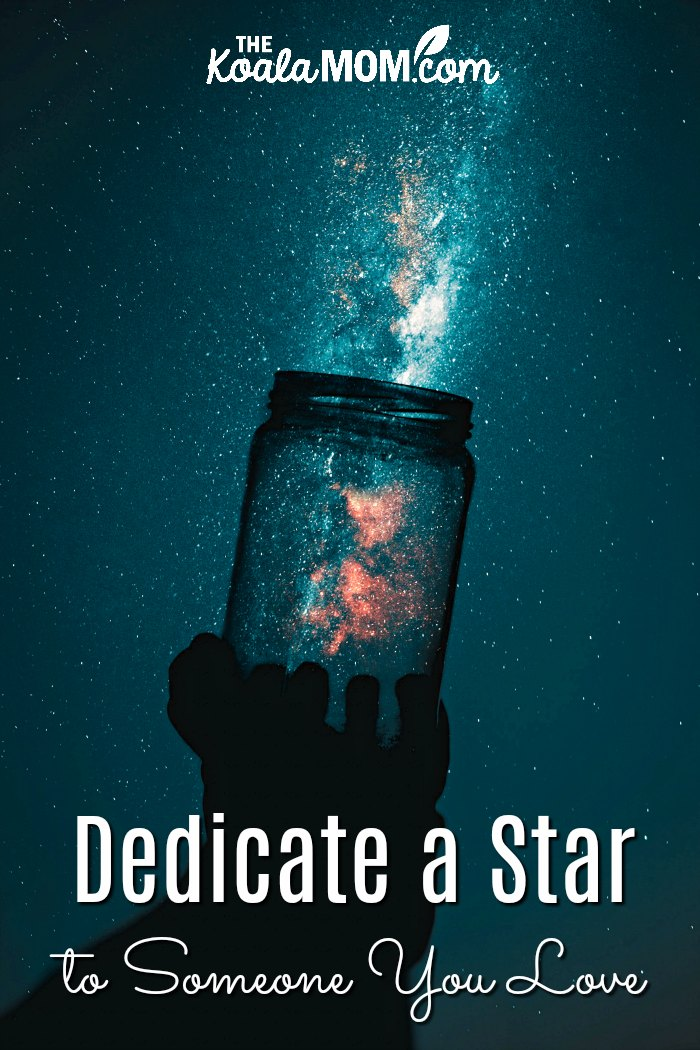 Dedicate a Star to Someone You Love