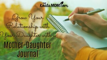Grow Your Relationship with Your Daughter with a Mother-Daughter Journal