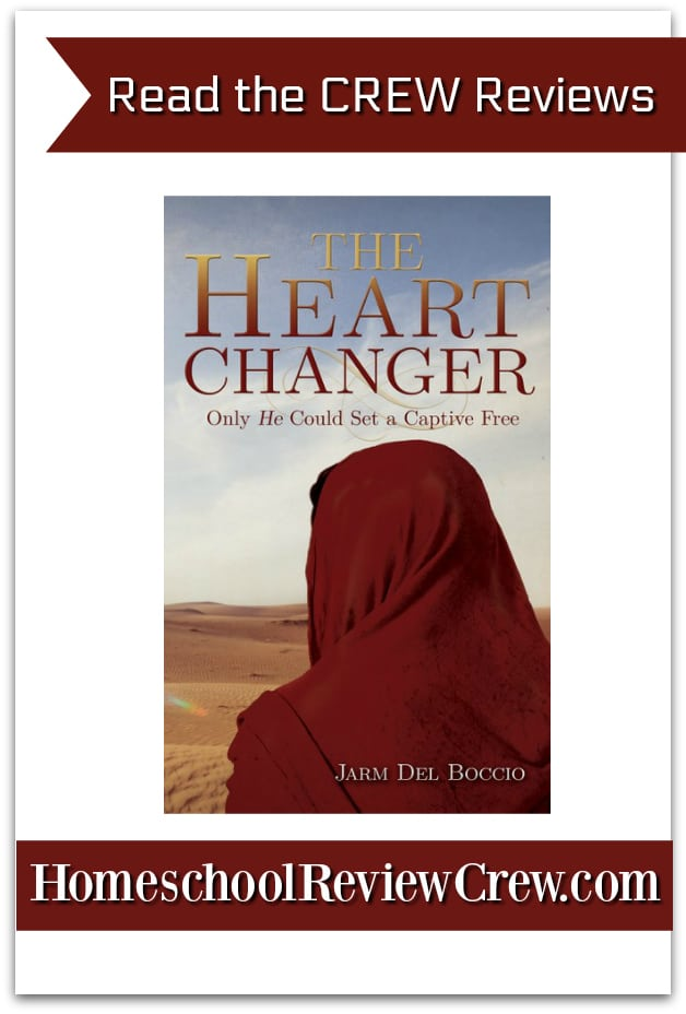 Read the CREW reviews of The Heart Changer by Jarm Del Boccio