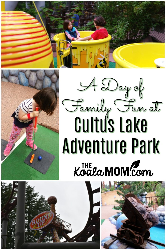 A Day of Family Fun at Cultus Lake Adventure Park