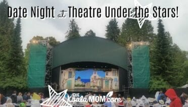 Date Night at Theatre Under the Stars in Vancouer!