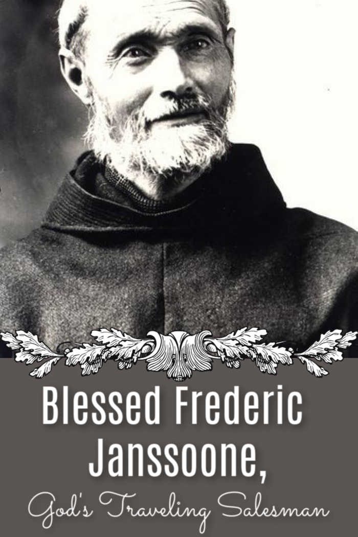 Blessed Frederic Janssoone, God's Traveling Salesman