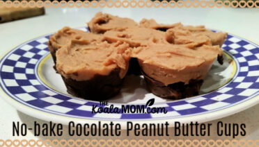 Sunshine's no-bake chocolate peanut butter cups.
