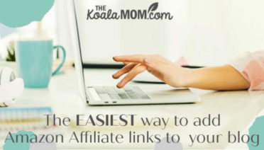 The easiest way to add Amazon affiliate links to your blog.