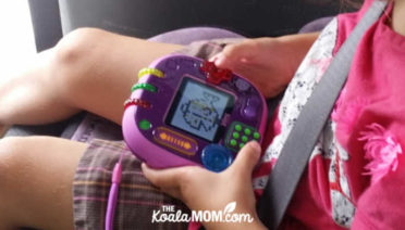 Leapfrog RockIt Twist handheld game system for kids