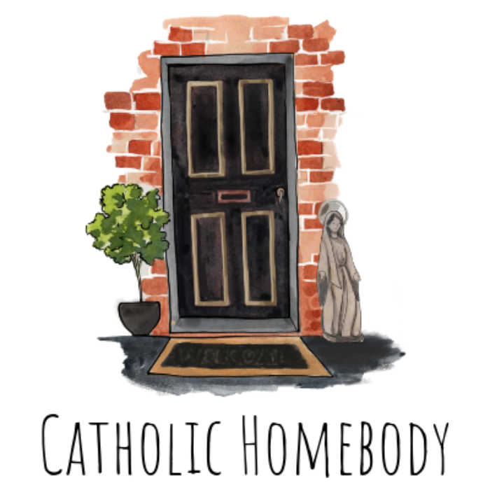Catholic Homebody blog