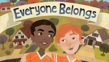 Everyone Belongs by the United States Conference of Catholic Bishops, illustrated by Kristin Sorra