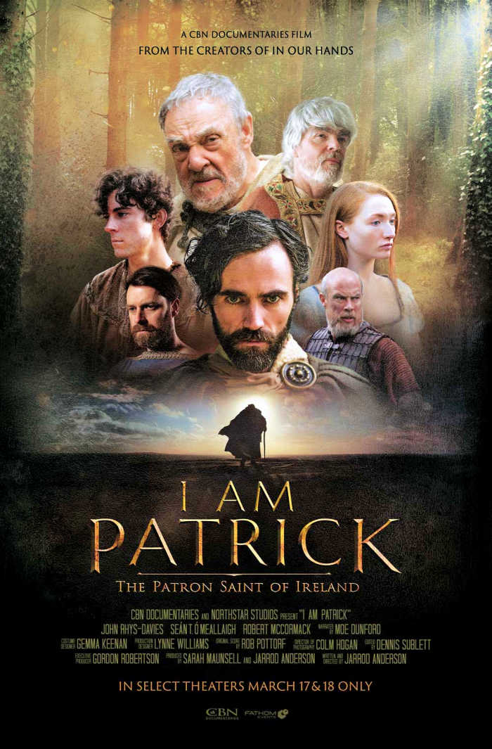 I Am Patrick: the Patron Saint of Ireland docudrama