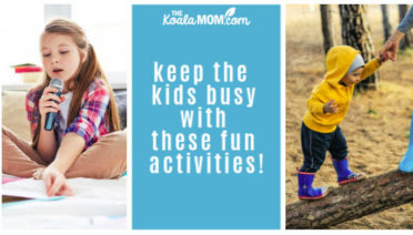Keep the kids busy with these fun activities.