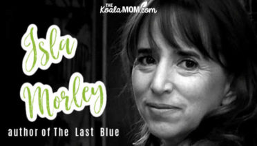 Meet Isla Morley, author of The Last Blue.