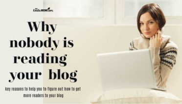 Why nobody is reading your blog: key reasons that will help you to figure out how to get more readers to your blog.