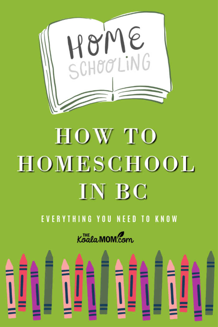How to Homeschool in BC: everything you need to know