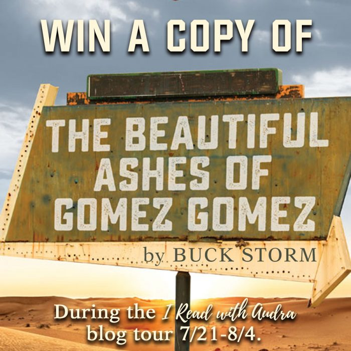 Win a copy of The Beautiful Ashes of Gomez Gomez