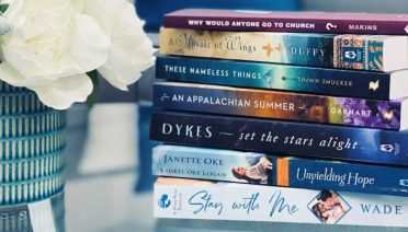 Eight fantastic books to win from Graf-Martin Communications and Baker Publishing Group!