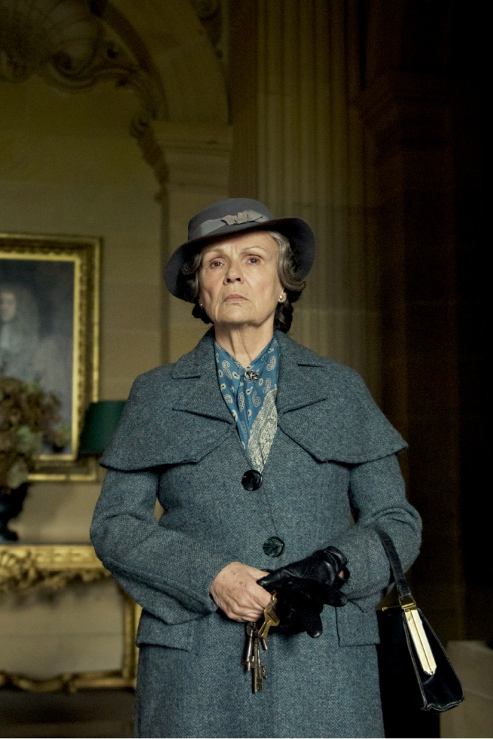 Julie Walters plays the housekeeper in the 2020 movie adaptation of The Secret Garden.