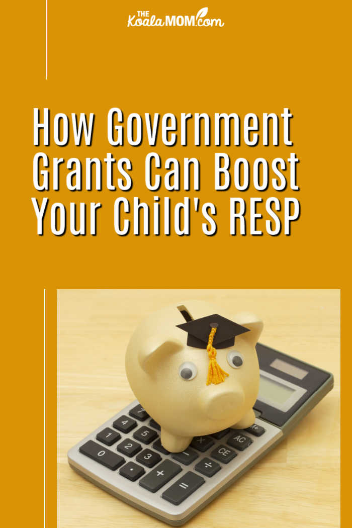 How Government Grants Can Boost Your Child's RESP