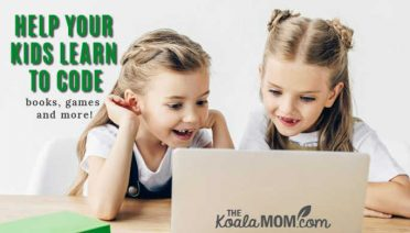 Help Your Kids Learn to Code (like these two girls having fun coding together on their laptop)