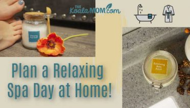 Plan a DIY spa day at home!