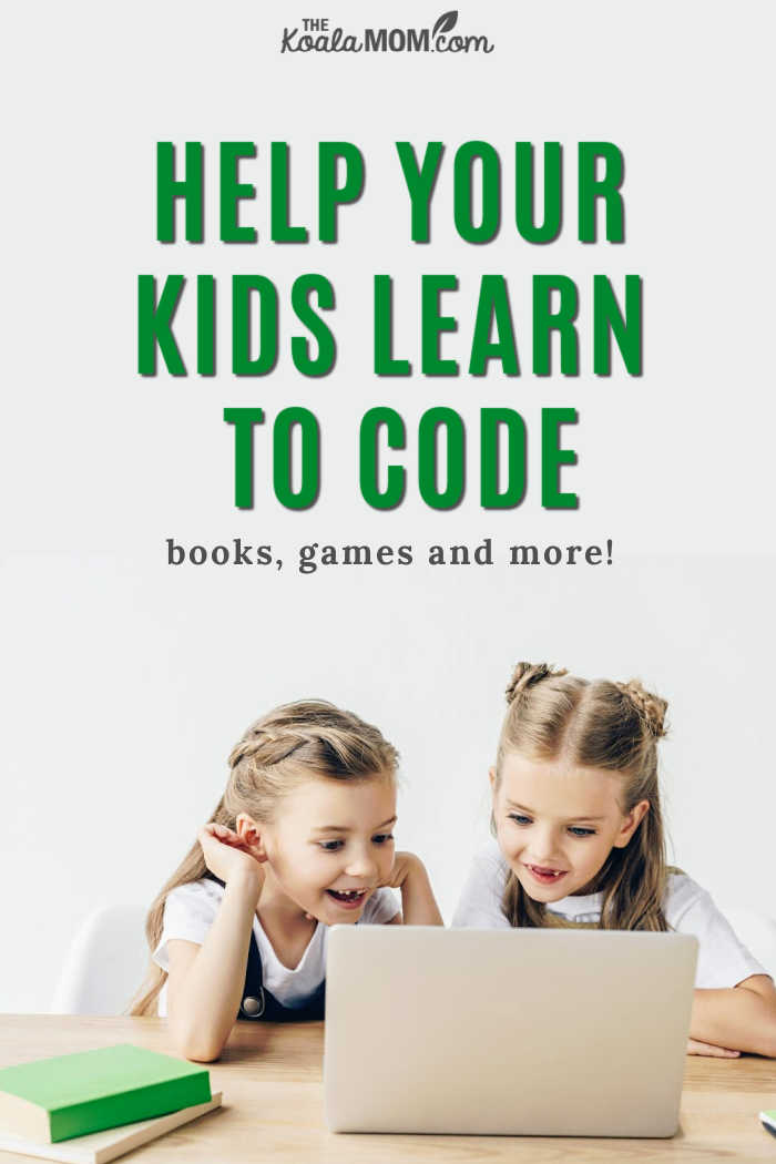 Help Your Kids Learn to Code