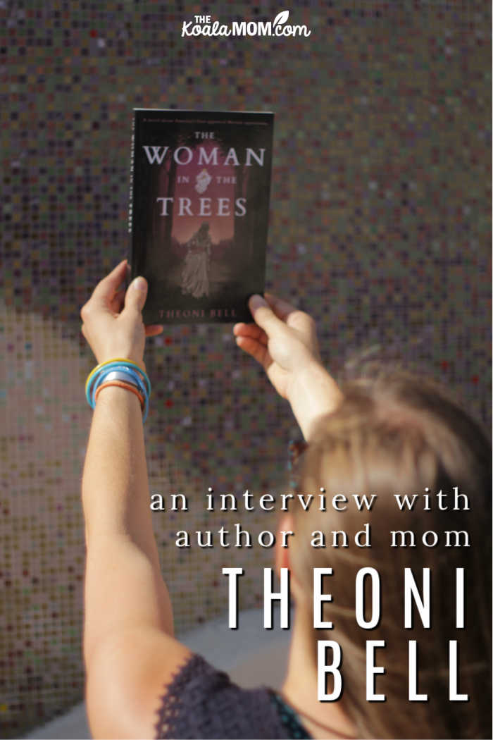 an interview with author and mom Theoni Bell