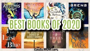 The best books of 2020, as chosen by Bonnie Way, including The Last Blue by Isla Morley, The Beautiful Ashes of Gomez-Gomez by Buck Storm, The Complete Short Stories of Flannery O'Connor, The Woman in the Trees by Theoni Bell, and The Shadow in the Dark by Antony Barone Kolenc.