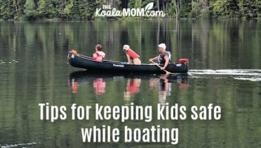 Tips for Keeping Kids Safe while Boating