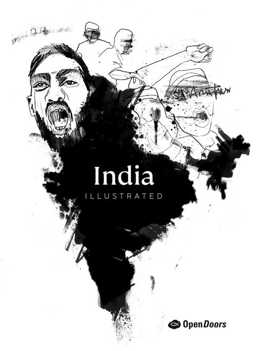 India Illustrated, a graphic magazine from Open Doors Canada highlighting stories of persecuted Christians in India.